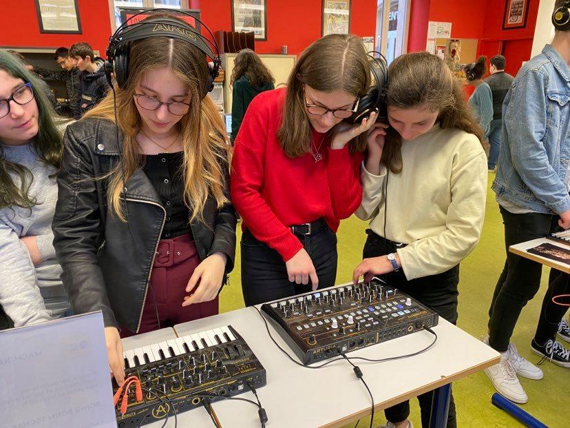 Longevity Music School à Épinal / enfants