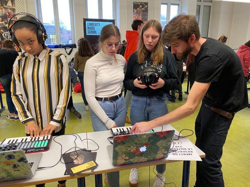 longevity music school ateliers