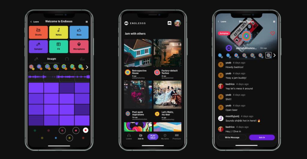 endless app
